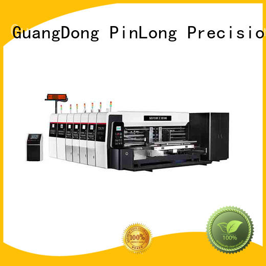 PinLong eight axis flexo machine substrate materials for packaging