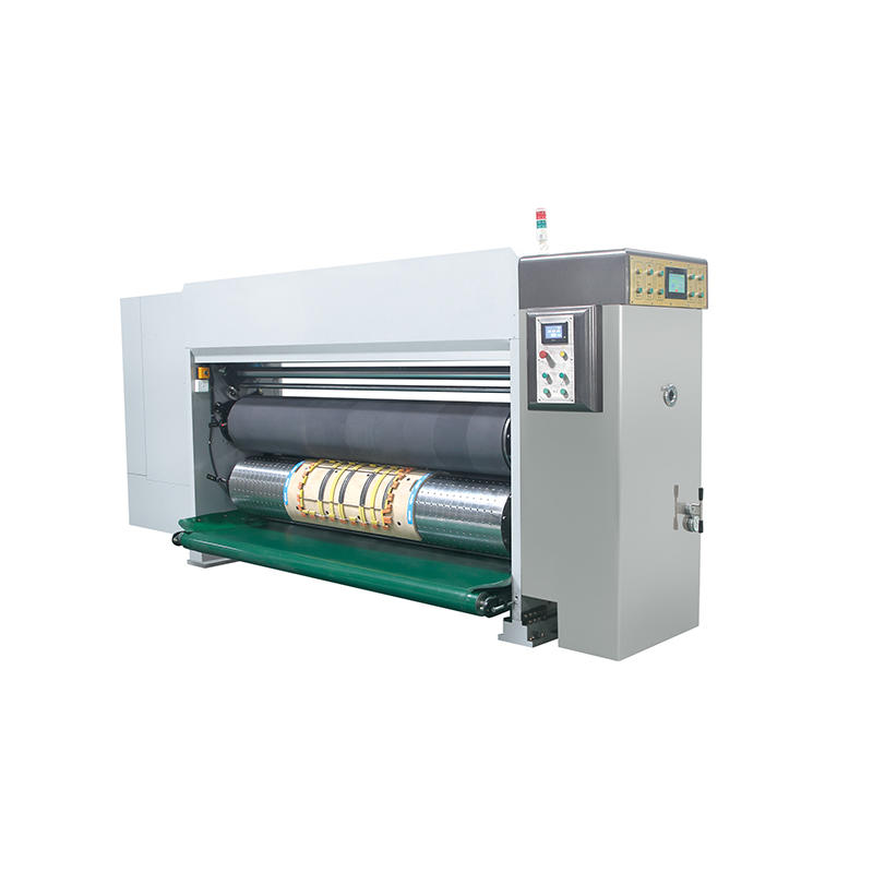PL-Y4 Computerized High Speed Flexo Printer Slotter Die Cutter