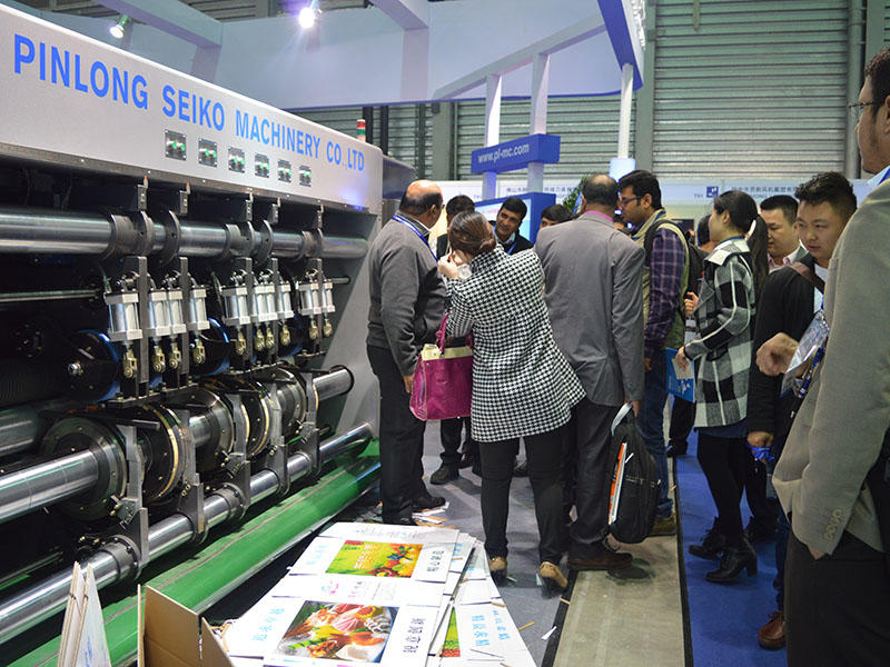ShangHai SinoCorrugated Exhibition 2015