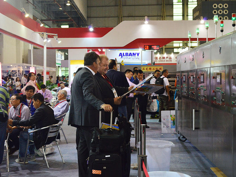DongGuan SinoCorrugated Exhibition 2016