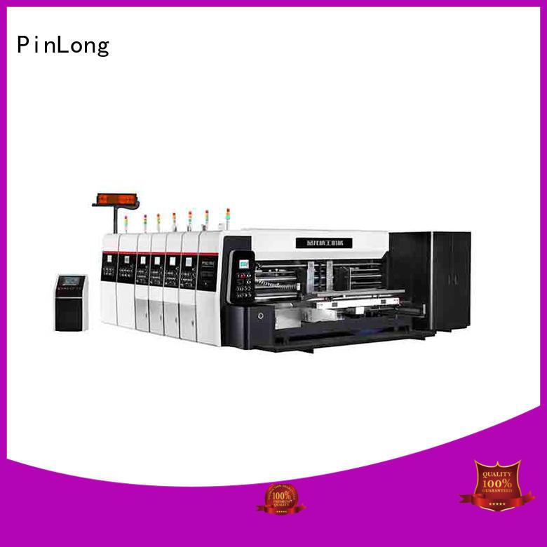 PinLong servo flexo machine low-cost for foil wrappers