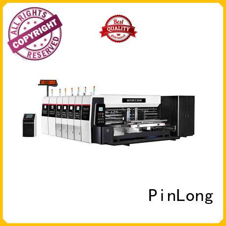 slotter flexo printing machine for sale long runs for packaging PinLong