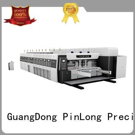 cardboard box printing machine cutter printer cutter machine PinLong Brand
