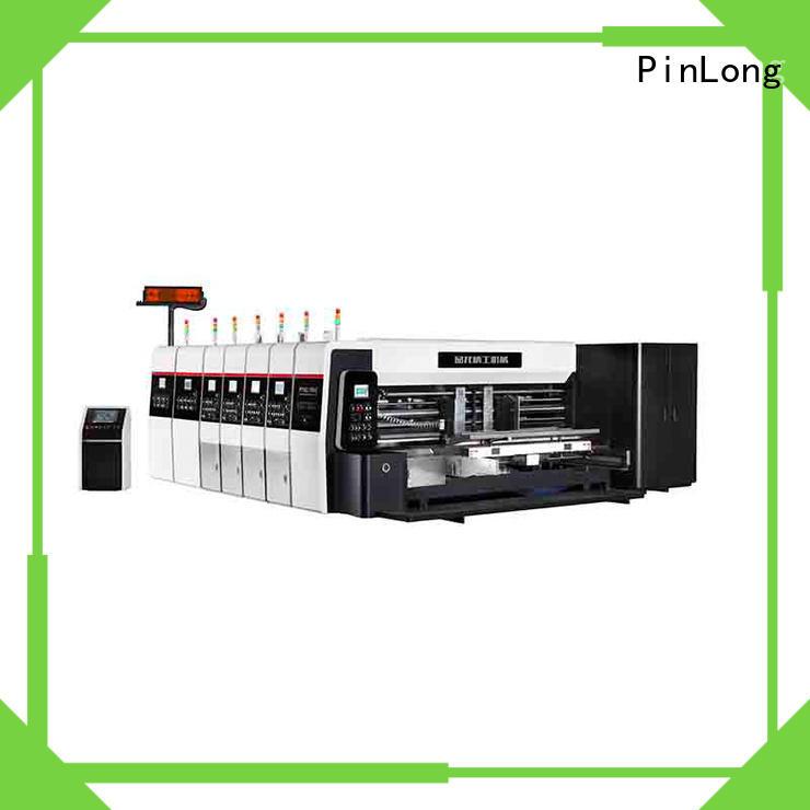 single pass flexo printer slotter low-cost for media print