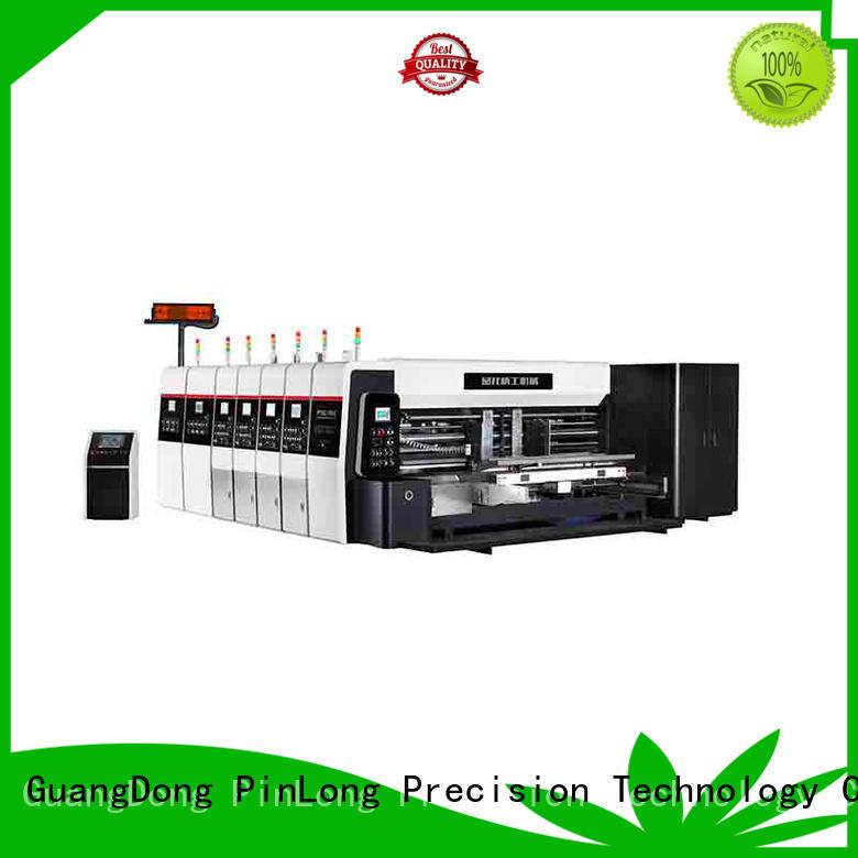 PinLong effectiveness flexo machine low-cost for cardboard