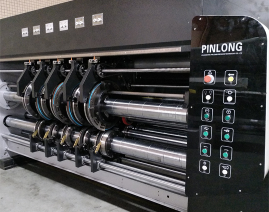 PinLong computerized flexographic machine factory direct price-4