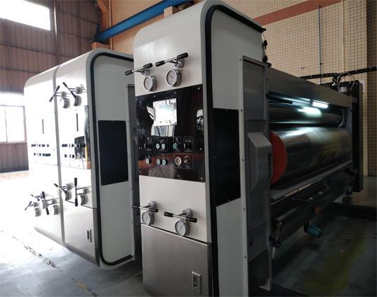 computerized flexographic printing machine slotter latest equipment