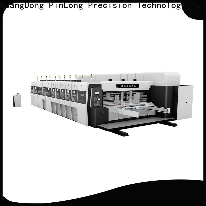 PinLong printer cutter machine free test