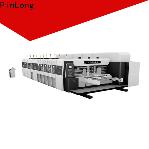 high-speed Graphic Printer slotter for packaging
