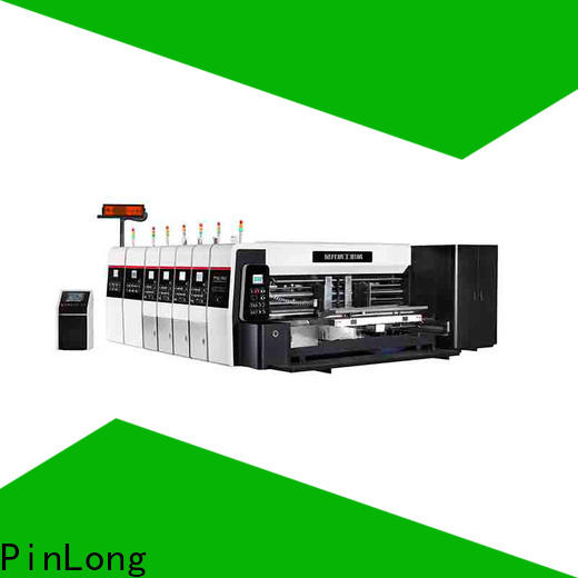 PinLong varnishing flexo machine low-cost for packaging