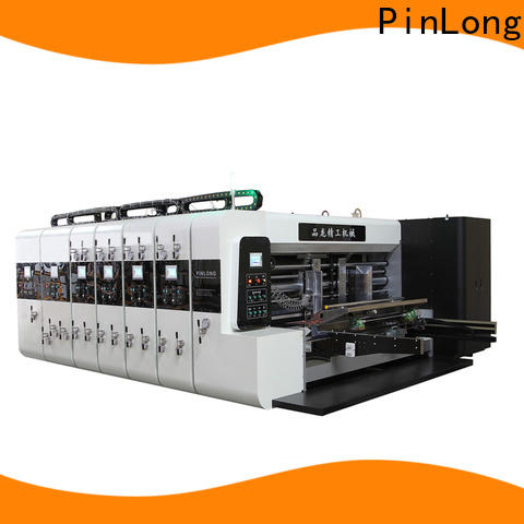 PinLong printer flexo press machine latest equipment for packing