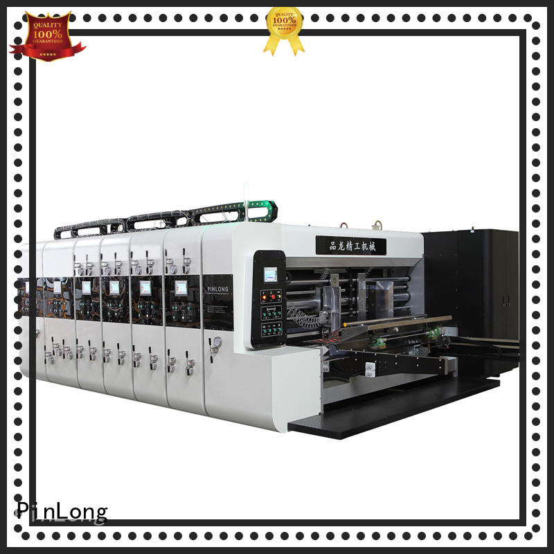PinLong high-quality flexographic printing machine wide application