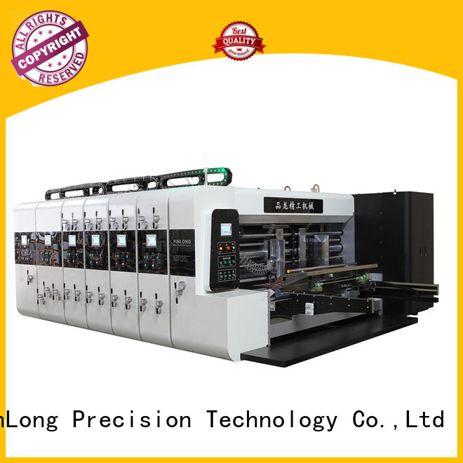 PinLong printer flexographic machine factory direct price for wrappers