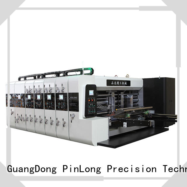 PinLong automatic flexographic machine popular for wrappers
