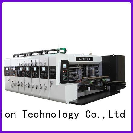 PinLong die cutter flexographic printing machine bulk production